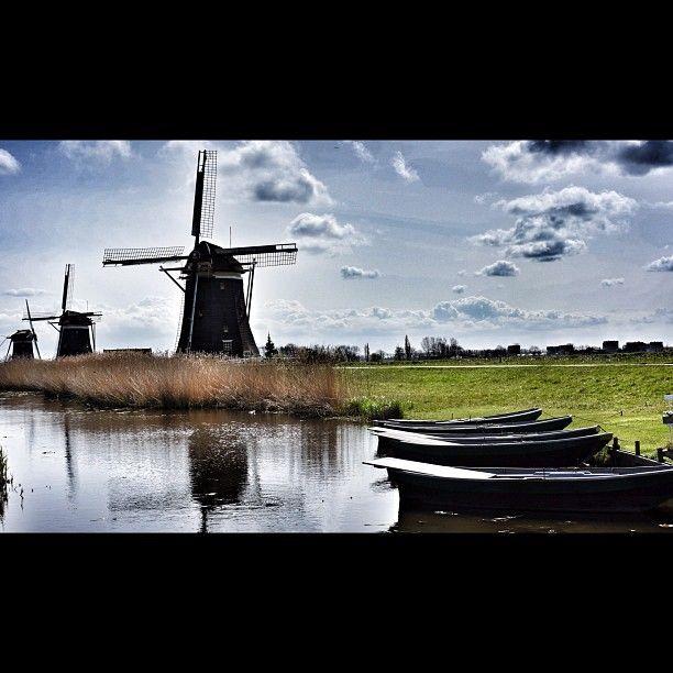 Windmills: Wonder Windmills, Favorite Places, Irresist Holidays, Holidays Idea, Windmills Photo, Place I D, Cloudi Sky, Kool Place