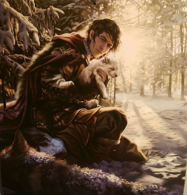 """Finding Ghost: """"I think not, Greyjoy. This one belongs to me."""" 
