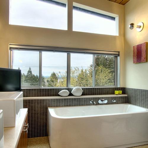 Photos Of JAS bath Modern BathroomRemodelsEarthy