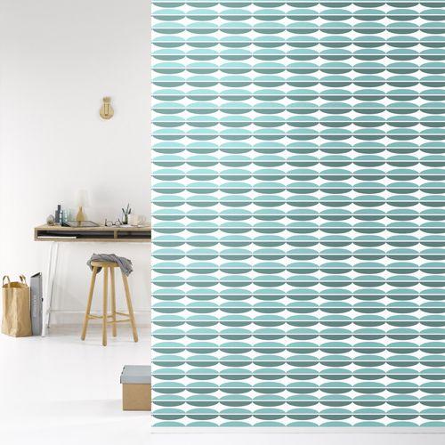 17 best images about murs papiers peints on pinterest turquoise blossoms - Frise papier peint 4 murs ...
