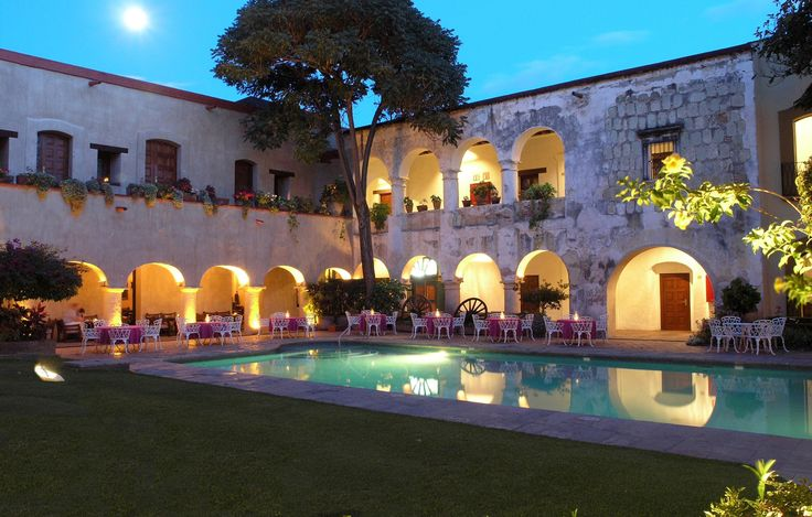 With an ideal location in historic Oaxaca, there is no shortage of hotel activities in Oaxaca, Mexico for guest at Quinta Real Oaxaca to choose from.