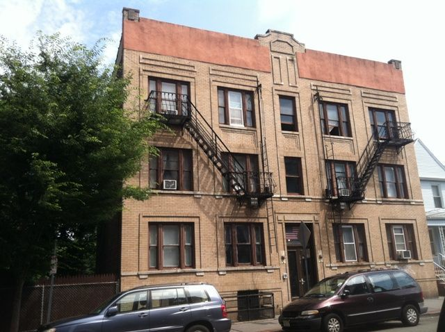 3 Story brick townhouse, sold in Journal Square, New Jersey