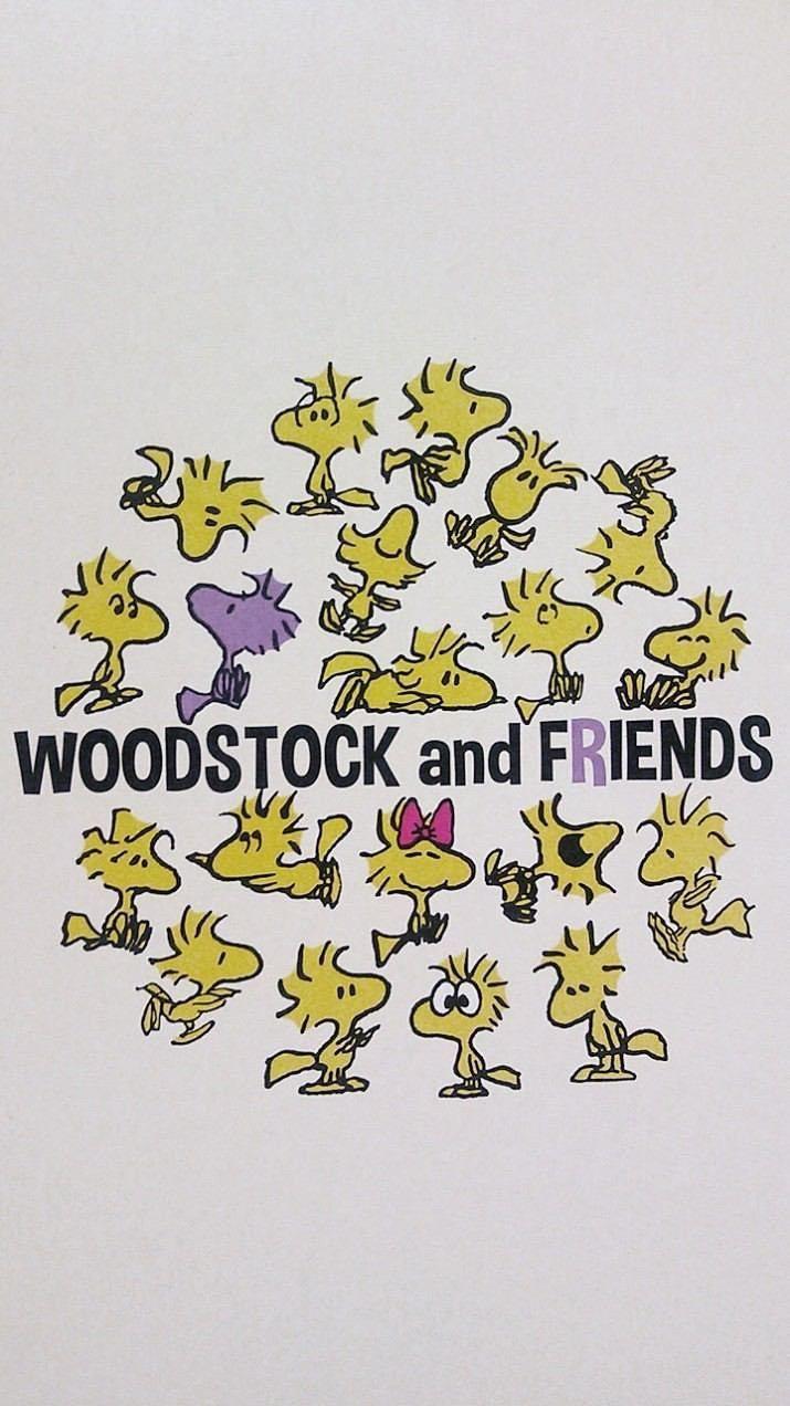 Woodstock quot peanuts quot desktop wallpaper - Woodstock And Friends Peanuts Cartoons By Charles Schulz