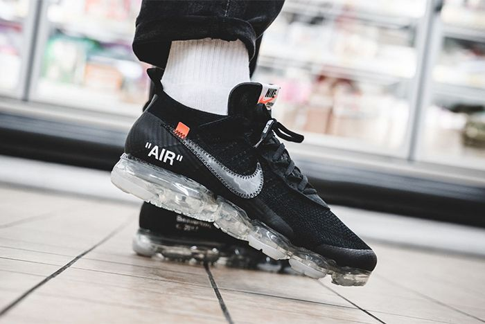 uk availability 759af 440eb An On-Foot Look at this Weekends Off-White VaporMax Air Max Day,
