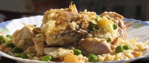 Arroz con pollo on Pinterest