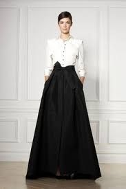 Resultado de imagen para faldas largas 2015