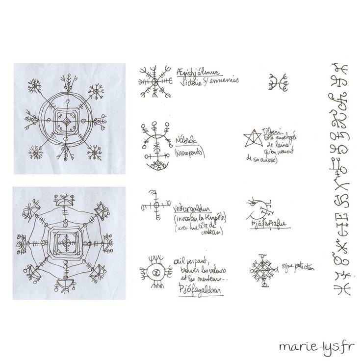 iceland runes