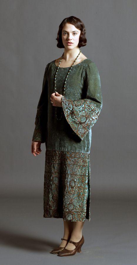Character: Lady Sybil Crawley (Branson)