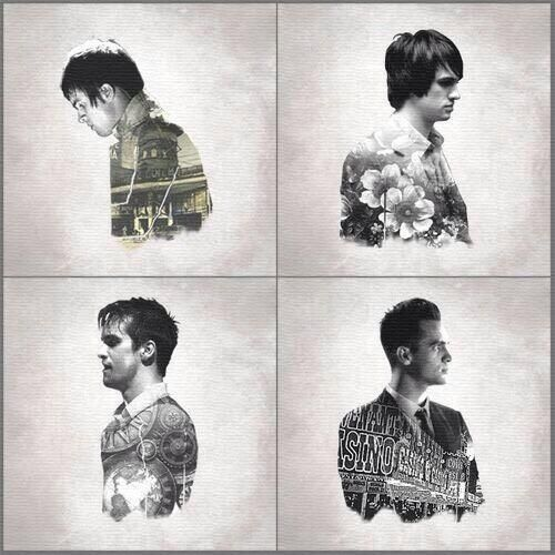 Evolution of Brendon Urie, Panic! At The Disco