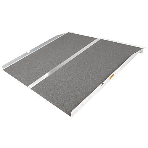 """Silver Spring Portable Aluminum Wheelchair Ramp 3 ft. x 36"""" //Price: $ & FREE Shipping // #healthbenefits #lifestyle #healthy #energy #healthypeople   #relax #nocancer #firstaid #womenhealth #menhealth"""