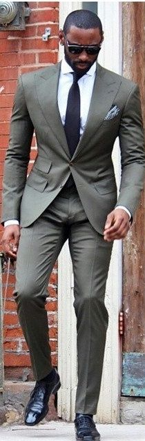 Well Suited.