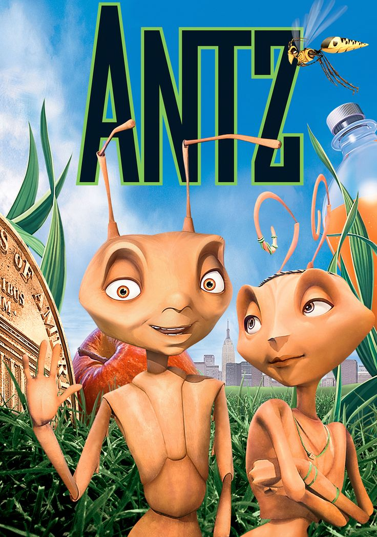 'z' from the Antz Movie (1998)