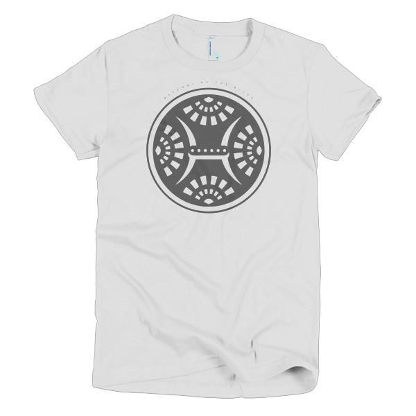 Give off some great vibes with our exclusive steel guitar inspired Resonator shirt.