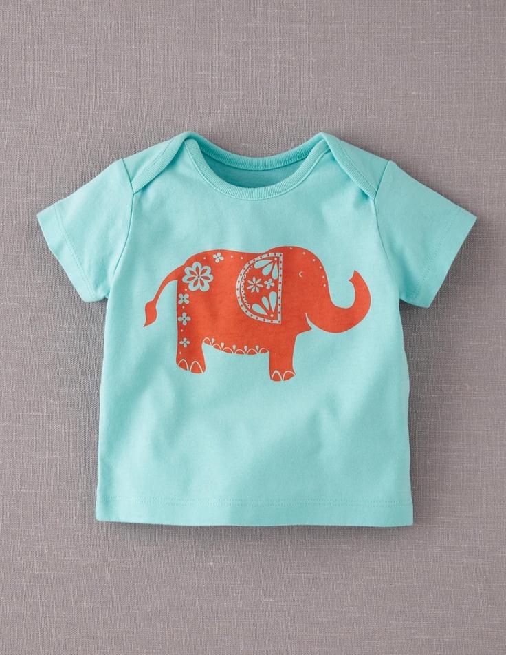 Pretty Animal Print T-shirt