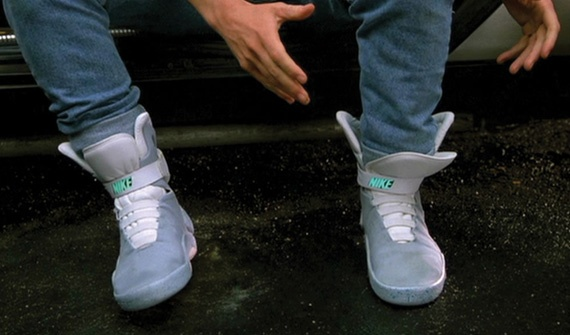 Back to the Future - Nike Air 2015