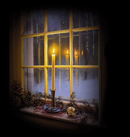135 best candle gifs images on pinterest candles gifs and a lighted candle would be placed in the window as a welcome beacon for both traveler and wandering priest the candle is placed in the window on christmas fandeluxe Document
