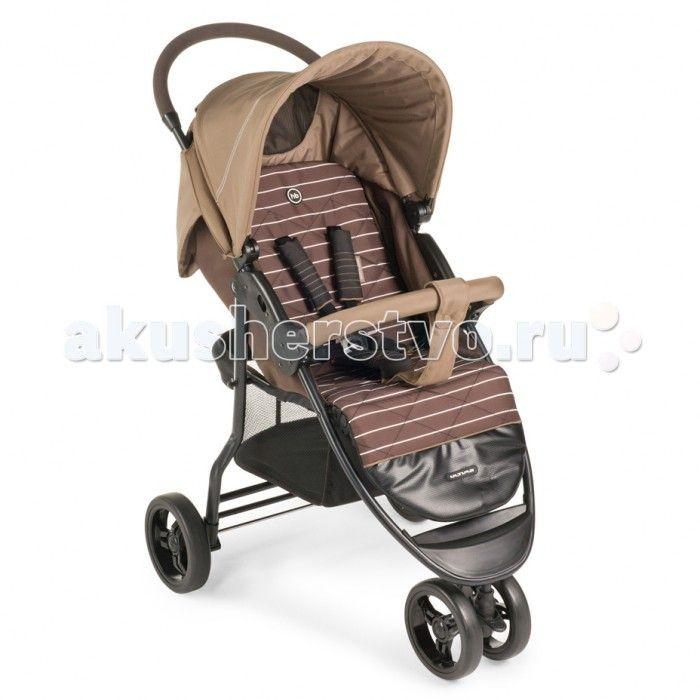 Прогулочная коляска Happy Baby Ultima  Прогулочная коляска Happy Baby Ultima. Сдвоенное переднее колесо данной модели обеспечит высокую надежность и максимальную устойчивость. Возможность переключения режима передних колес (фиксированный или поворотный) превращает коляску в настоящий внедорожник-вездеход.   Ultima имеет просторное посадочное место, в котором не будет тесно даже крупным деткам. При весе всего 8.5 кг коляска имеет амортизацию на передних и задних колесах, съемный бампер…