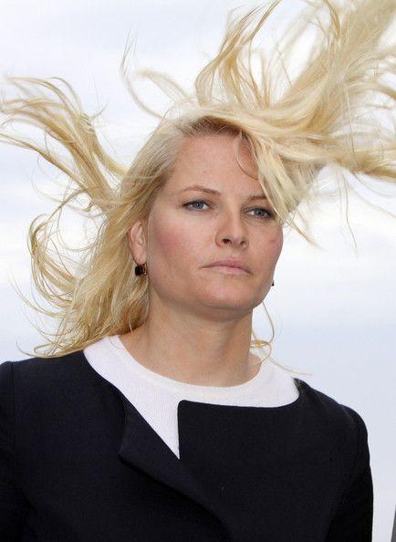 Princess Mette-Marit Photos - Royals of Norway Tour Rogaland - Zimbio
