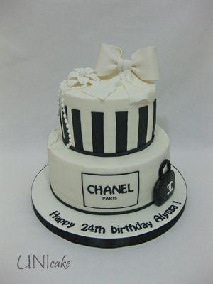 A83 Chanel-kakku