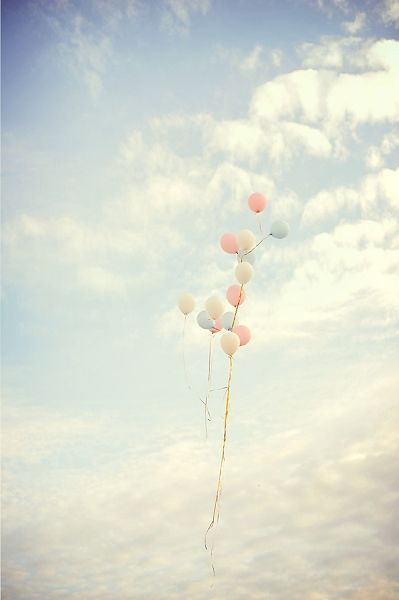Rising Balloons 4 - Splash Of Color