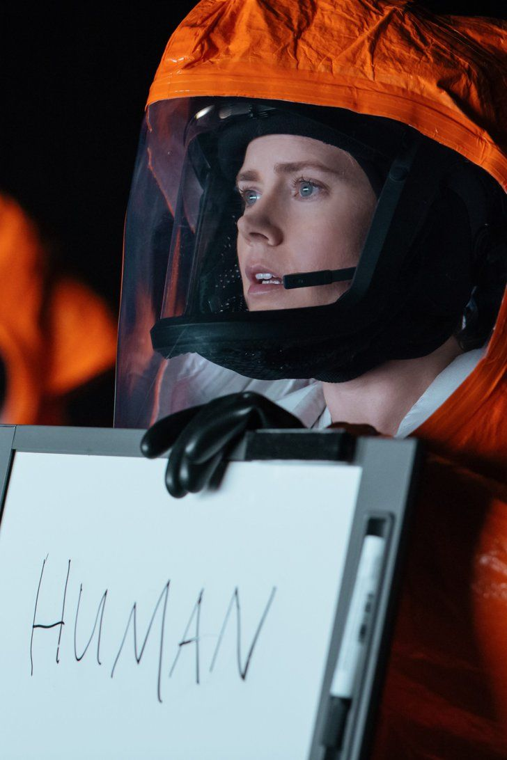Amy Adams Attempts to Save Earth From Aliens in the Arrival Trailer