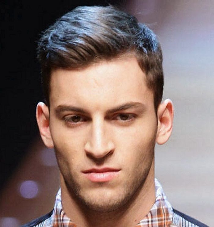 Short On Sides Long On Top Haircut Name : 22 best mens hair images on pinterest