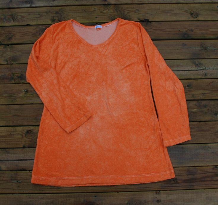 Oranssi Leonora Bambu paita/tunika, Leonora