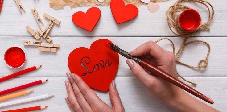 Déco & cadeaux : 11 idées à bricoler pour la Saint-Valentin