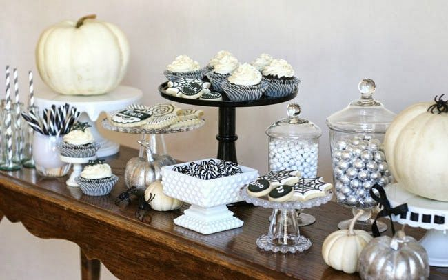 Elegant Halloween Decor Autumn Things Pinterest