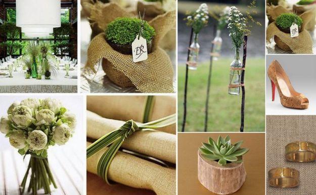 Trendy ślubne: wesele ekologiczne > Planowanie ślubu