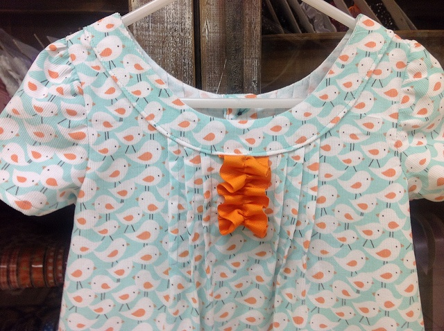 Oliver + S Family Reunion Dress by Thimbles Fabric Shop (Hoover, AL)