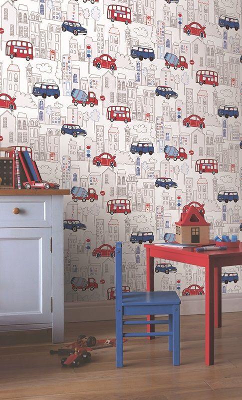 64 besten kids rooms Bilder auf Pinterest Tapeten, Bemalte - designer tapeten schlafzimmer kinderzimmer