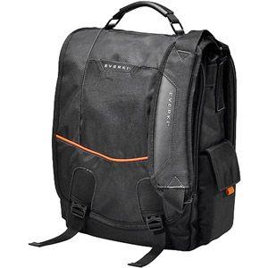 """Everki Urbanite 14.1"""" Laptop Vertical Messenger Bag"""