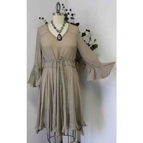 Exclusive Princess Summer Dress From S to Large Boho Bohemian Hip Hop. ($59) ❤ liked on Polyvore featuring dresses, grey, women's clothing, gray party dress, drape dress, grey party dresses, bohemian dresses and party dresses