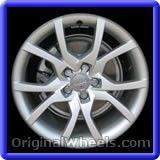 Audi A5 2014 Wheels & Rims Hollander #58890 #Audi #A5 #AudiA5 #2014 #Wheels #Rims #Stock #Factory #Original #OEM #OE #Steel #Alloy #Used