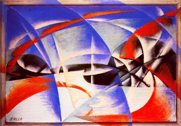 Landscape, 1913 GIACOMO BALLA