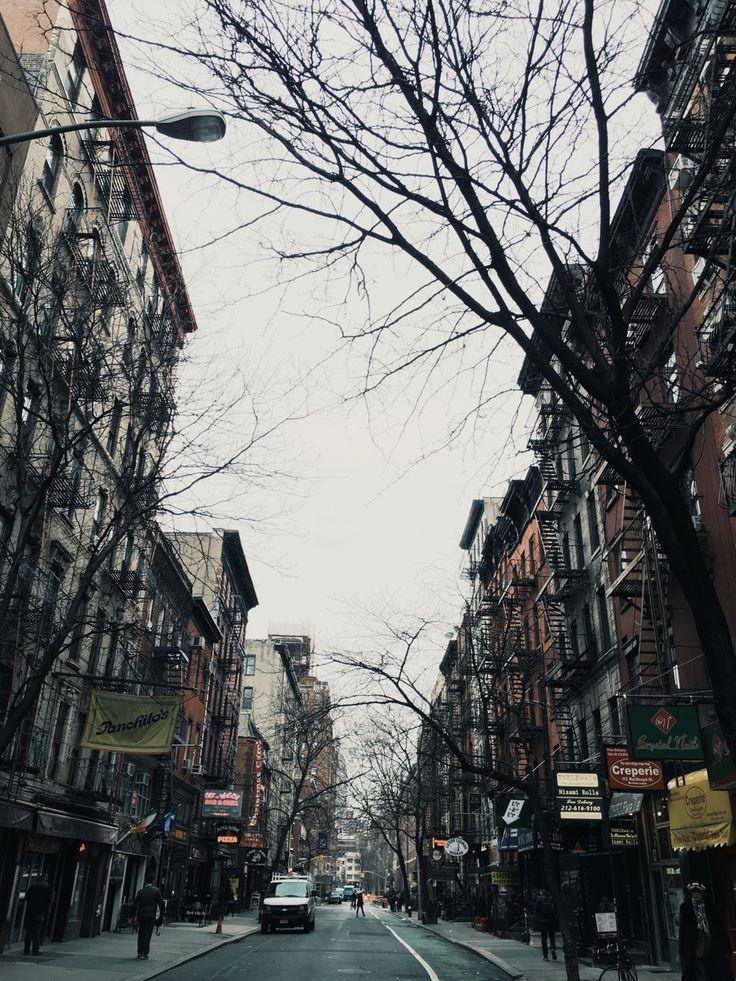 Macdougal St, New York