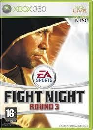 Fight Night Round 3 - Xbox 360 Game