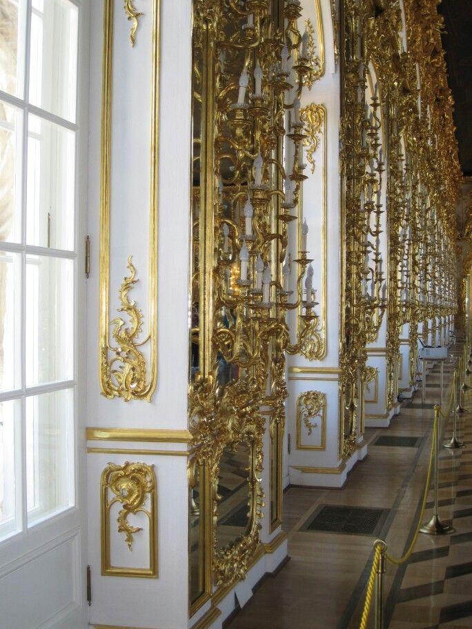 Петергоф. Санкт-Петербург #museum #architecture
