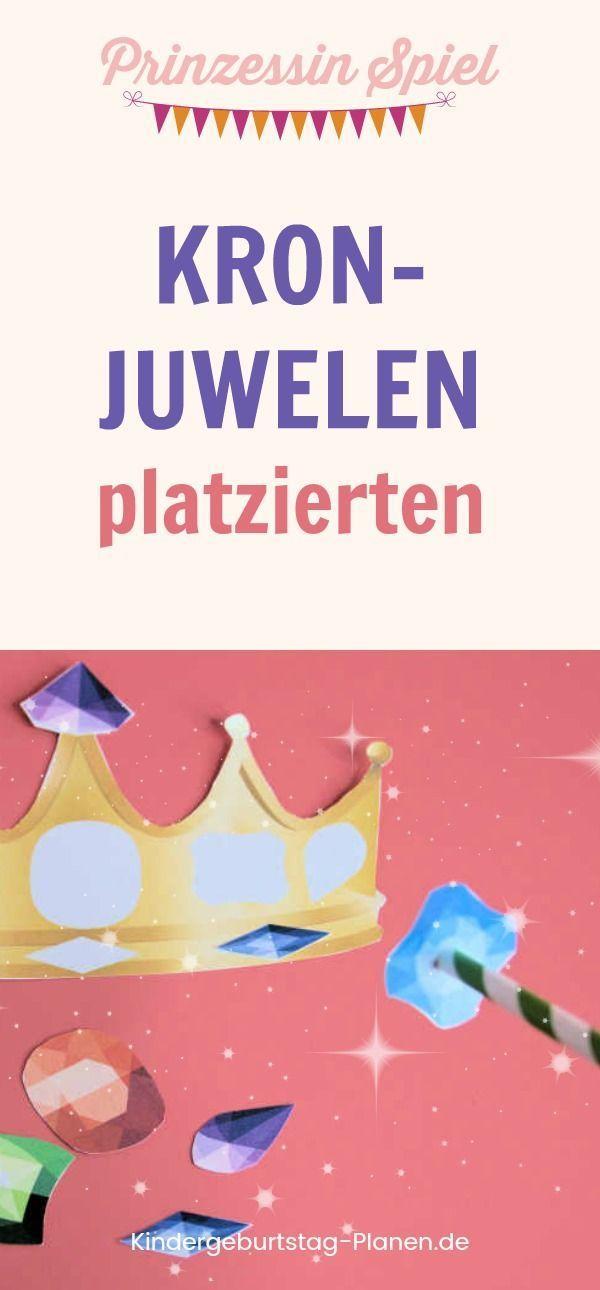 Prinzessin Spiele Geburtstag