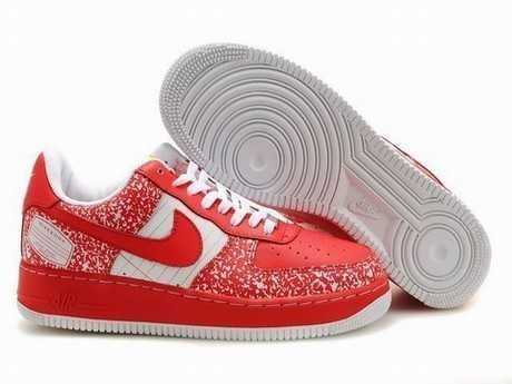 reputable site da69a d2013 ... low price nike air force 1 25th low mens running shoe all red c6905  fd8b9