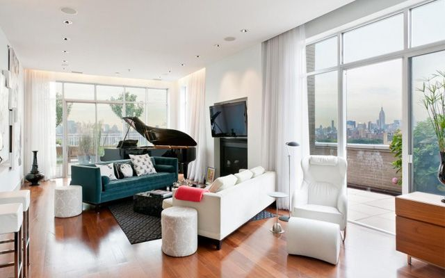 Ideas para decorar con pianos de cola
