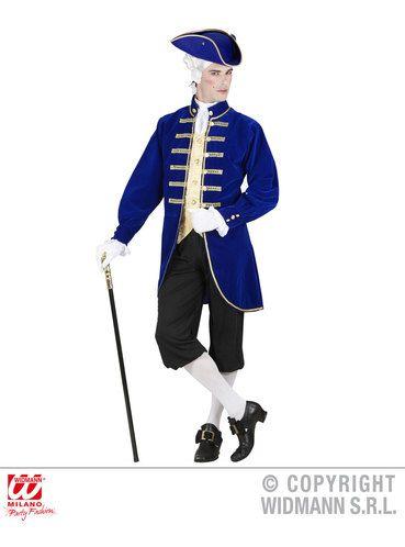 Disfraz de veneciano para hombre talla grande