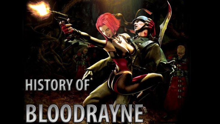 History of BloodRayne (2002-2011)