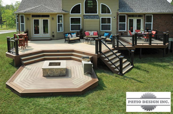 757 Best Images About Pictures Of Decks On Pinterest
