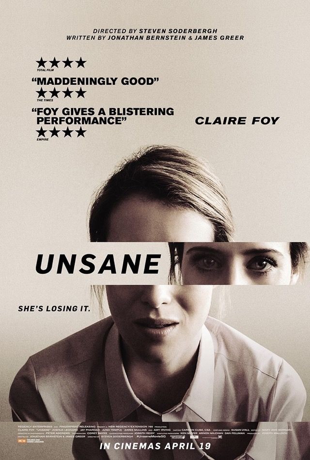Unsane 2018 Review Movie Reviews And Posters Serien