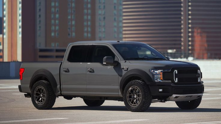 I could be wrong, but I think there's a pretty stereotypical checklist of items you need to complete in order to be considered manly. An affinity for meat. A thirst for whiskey. A love of going outdoors. Flannel. Ron Swanson stuff—and stuff I can generally get behind. But this new RTR truck concept? I dunno.