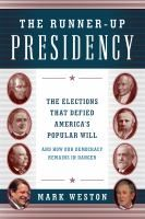 An entertaining and important account of presidential elections where the winner of the popular vote lost or almost  lost, focusing on the Constitutional Convention in 1787, disputed elections of 1876 and 2000, deadlocks of 1800 and 1824 and the close call during 1968. Mark Weston explains how electoral votes emerged as a compromise between free states and slave states, how they were inspired by unusual vote counting in ancient Rome, and how this system played out in 6 presidential…