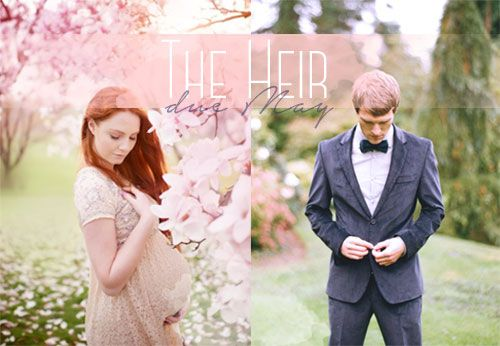 The Heir, a boy and a girl<3