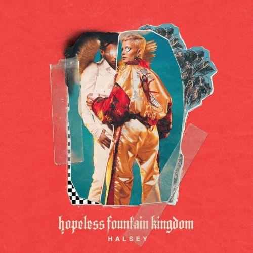 Halsey-Hopeless-Fountain-Kingdom-CD-Nuovo-Sigillato
